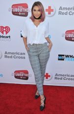 CHANTEL JEFFRIES at What's Trending 4th Annual Tubeathon in Burbank 04/20/2016