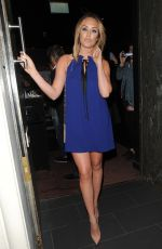 CHARLOTTE CROSBY at Libertine Night Club in London 03/31/2016