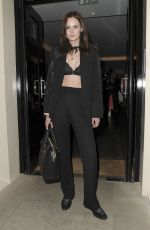 CHARLOTTE DE CARLE at Boux Avenue Summer Pool Party in London 04/27/2016