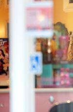 CHLOE MORETZ at Benefit Cosmetics in Los Angeles 04/07/2016