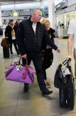 CHLOE MORETZ at Tegel Airport in Berlin 04/27/2016