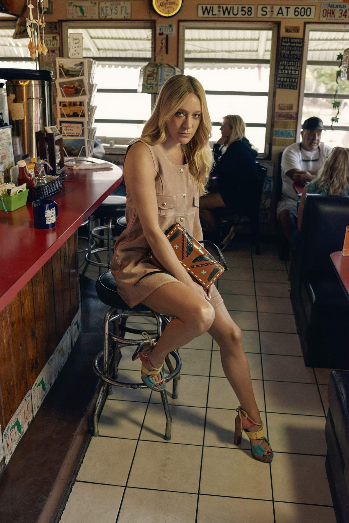 Chloe Sevigny Shows Her Favorite Jimmy Choo SS 2019 Shoes