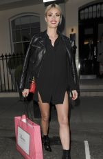 CHLOE SIMS at Boux Avenue Summer Pool Party in London 04/27/2016