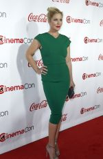 CHRISTINA APPLEGATE at Cinemacon Big Acreen Achievement Awards in Las Vegas 04/14/2016