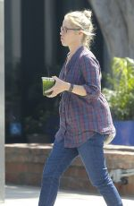 CHRISTINA APPLEGATE Out for Lunch in West Hollywood 04/24/2016