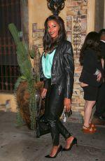 CLAUDIA JORDAN at El Compadre in Los Angeles 04/06/2016