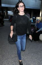 COURTNEY COS at Los Angeles International Airport 04/20/2016