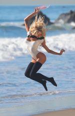 DAISY LES at 138 Water Photoshoot in Malibu 04/18/2016