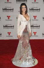 DANIELA NAVARRO at Billboard Latin Music Awards in Miami 04/28/2016