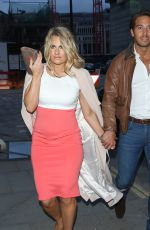 DANIELLE ARMSTRONG at Summer Dreams by Georgia K Launch Party in London 04/28/2016