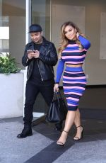 DAPHNE JOY Out and About in Los Angeles 03/15/2016