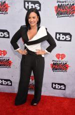 DEMI LOVATO at iHeartRadio Music Awards in Los Angeles 04/03/2016