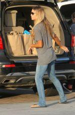 DENISE RISHARDS at Grocery Shopping in Malibu 04/05/2016