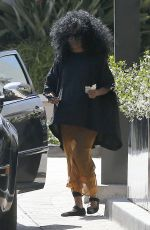 DIANA ROSS Shopping at Barneys New York in Beverly Hills 04/27/2016
