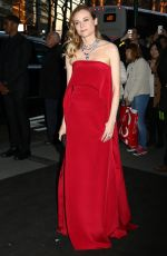 DIANE KRUGER Arrives at Tiffany & Co. Blue Book Gala in New York 04/15/2016