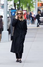 DIANNA AGRON Out and About in New York 04/26/2016