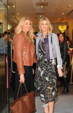 DONNA AIR at An Evening with Naomi Campbell Taschen Store in London 04/19/2016