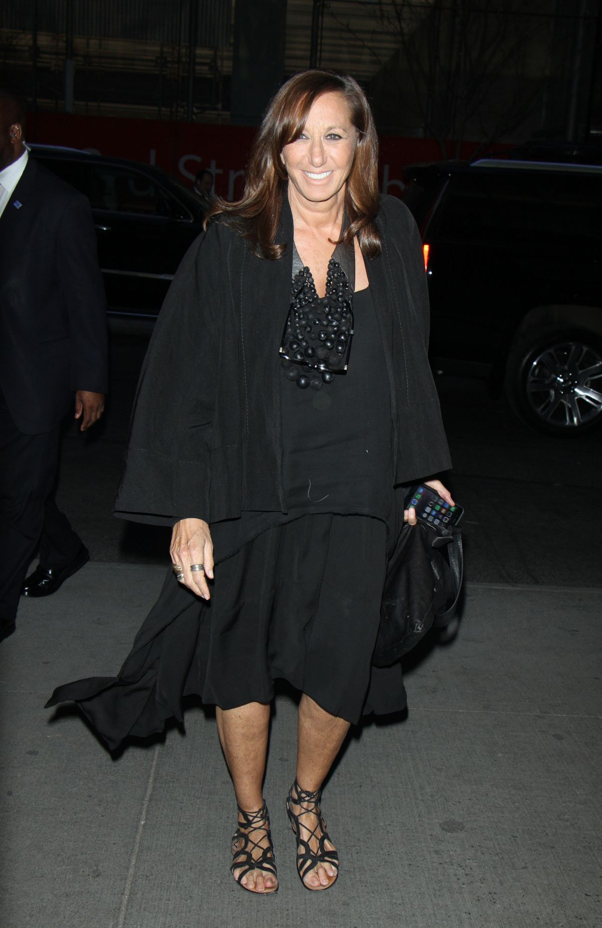 Donna karan at a bigger splash premiere in new york 04 for Donna karen new york