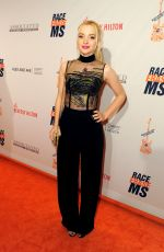 DOVE CAMERON at 23rd Annual Race To Erase MS Gala in Beverly Hills 04/15/2016