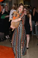 DREW BARRYMORE at 19th Annual aspca Bergh Ball in New York 04/14/2016