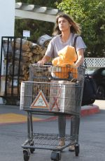 ELISABETTA CANALIS at Bristol Farms in Beverly Hills 04/25/2016