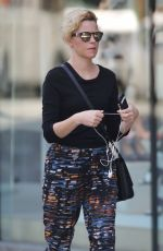 ELIZABETH BANKS Out for Coffee in Vancouver 04/20/2016