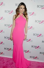 ELIZABETH HURLEY at 2016 Breast Cancer Research Foundation Hot Pink Party in New York 04/12/2016