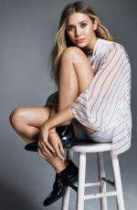 ELIZABETH OLSEN in Elle Magazine, Canada June 2016 Issue
