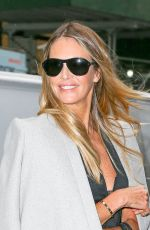ELLE MACPHERSON Out and About in New York 04/12/2016