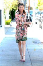 ELLEN POMPE at Glamour
