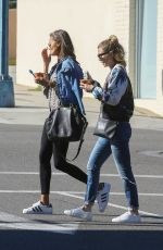 ELLEN POMPEO at Go Greek Yogurt in Beverly Hills 04/02/2016