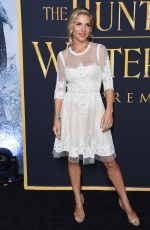 ELSA PATAKY at 'The Huntsman: Winter's War' Premiere in Westwood 04/11/2016