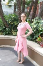 EMILIA CLARKE at Game of Thrones, Season 6 Photocall in Los Angeles 04/11/2016