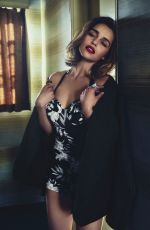 EMILIA CLARKE in Vogue Magazine, Australia May 2016 Issue