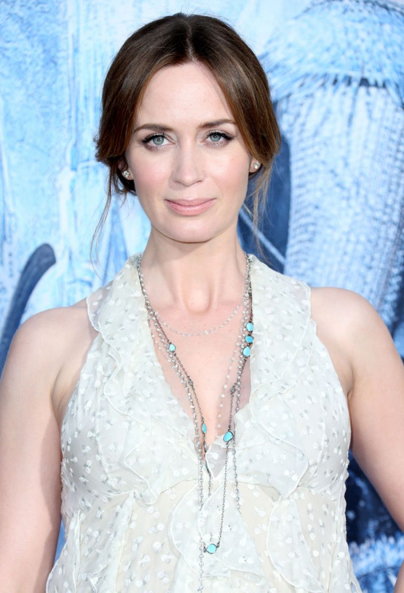 EMILY BLUNT at 'The ... Emily Blunt
