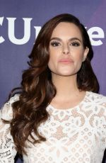 EMILY HAMPSHIRE at nbcuniversal Summer Press Day in Westlake Village 04/01/2016