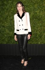 EMILY MORTIMER at 11th Annual Chanel Tribeca Film Festival Artists Dinner in New York 04/18/2016