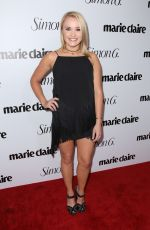 EMILY OSMENT at Marie Claire Hosts Fresh Faces Party in Los Angeles 04/11/2016