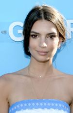 EMILY RATAJKOWSKI Hosts Sunset Kickoff at Popsugar Cabana Club in Palm Springs 04/15/2016