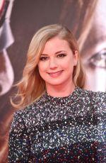 EMILY VANCAMP at Captain America: Civil War Premiere in Berlin 04/21/2016