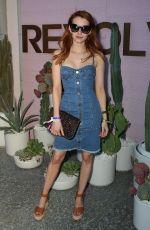 EMMA ROBERTS at Revolve House at Coachella 04/16/2016