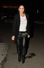 EMMANUELLE CHRIQUI Leaves a Club in West Hollywood 04/08/2016