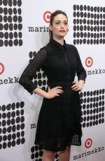 EMMY ROSSUM at Marimekko for Target Launch Celebration in New York 04/07/2016