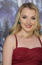 EVANNA LYNCH at 'Wizarding World of Harry Potter' Opening in Hollywood 04/05/2016