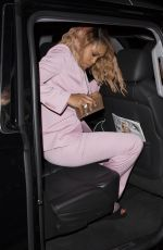 EVE Arrives at Nice Guy in West Hollywood 04/06/2016
