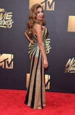 FARRAH ABRAHAM at 2016 MTV Movie Awards in Burbank 04/09/2016