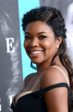 GABRIELLE UNION at Confirmation Premiere in Hollywood 03/31/2016