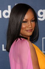 GARCELLE BEAUVAIS at 2016 Glaad Media Awards in Beverly Hills 04/02/2016