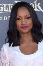 GARCELLE BEAUVAIS at 'The Jungle Book' Premiere in Hollywood 04/04/2016