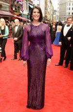 GEMMA ARTERTON at 2016 Olivier Awards in London 04/03/2016